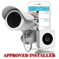 Starter Kits Of Y Cam Security Cameras CCTV